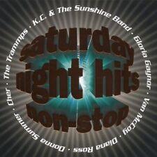Saturday Night Hits Non-Stop (2000) Hot Chocolate, Shannon, La Bionda, .. [2 CD]