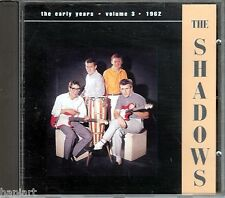 THE SHADOWS - The Early Years - Volume 3 - 1962 - CD 1991
