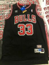 Chicago Bulls #33 Pippen Jersey - SMALL
