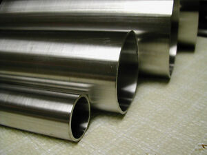 """1"""" OD,  0.035"""" Wall, 48"""" L (SMLS) Stainless 316/316L Seamless, Round Tubing"""