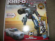 Kre-o Transfomers Decepticon Prowl New fits other blocks  2 mini  KREO