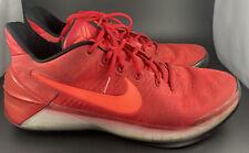 Nike Kobe A.D Basketball Shoe 852425-608 University Red Men Size 10
