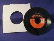 WHITE LION When The Children Cry/Lady Of The Valley 45 Record ATLANTIC RECORDS