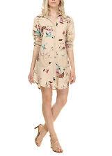 AYFEE kaftano dress caftano vestito abito camicione copricostume donna L/XL BNWT