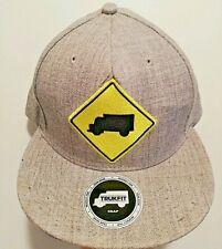 Trukfit Adjustable Truck Logo Snap Hat