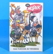 Mosaik 224 Digedags Hannes Hegen Originalheft   DDR   Sammlung original MZ 11