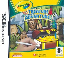 Nintendo DS Crayola Treasure Adventures
