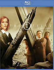 The X-Files - The Complete Ninth Season (Blu-ray Disc, 2015, 6-Disc Set) NEW