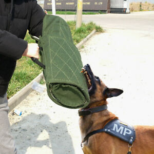 Dog Bite Sleeve Heavy Duty Training Intermediate for Large Breeds Arm Protection