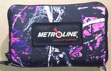 Metroline Ultra Dart Case Purple and Pink Muddy Girl DU15-MG