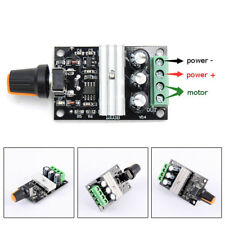 12V 24V 20A PWM DC Motor Stepless Variable Speed Control Controller Switch A2M8