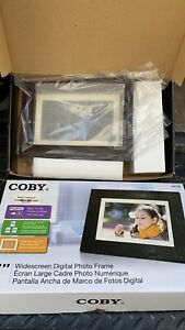 "Coby DP732 7"" Digital Picture Frame"