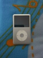 Apple iPod Classic 6th Generation Silver (120GB) - Good Cond! Fast Dispatch!
