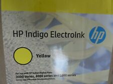 More details for hp indigo electroink 10 cans for indigo press 3000/4000/5000 yellow
