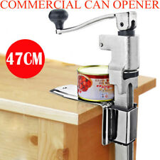 Professional Commercial Home Catering Tin Can Opener Tool Jar Steel Large Bench