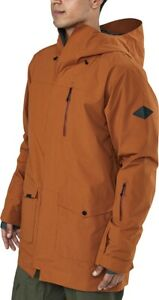 New 2019 Dakine Men's Vapor 2L Gore-Tex® Shell Snowboard Jacket Large Ginger