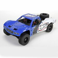 1/10 Baja Rey 4WD RTR Desert Truck with AVC, Blue LOS03008T2 NEW BRUSHLESS 50mph