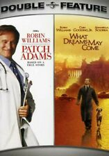 Patch Adams & What Dreams May Come (Dvd, 1998)