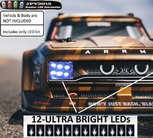 ARRMA INFRACTION 6S BLX LED Light Kit - Headlights & Tail lights - 18 LEDs - NEW
