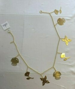 Urban Outfitters Gold Wall Hanging Decoration Brand New With Tags Defect