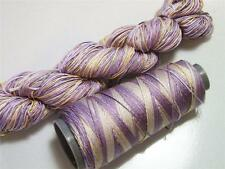100% Pure Reeled Mulberry Silk Dupion Yarn 50 gm RSVY12 Vintage Provence Lot A
