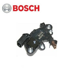 1PCS BOSCH Voltage Regulator Fit BMW 1 Series M, 328i xDrive, 335is, 535i, X5...