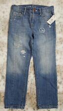 GAP KIDS Girl's Pants SZ 5  Blue Denim NWT