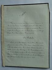 Jean François Jérome ALQUIE 1860 Familles LESSENS,WOIRHAYE,HUER,DAILLY