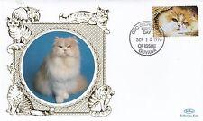 (81161) Guyana Benham FDC Cats - 18 September 1996