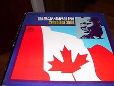 THE OSCAR PETERSON TRIO-CANADIANA SUITE-LP-NM-MERCURY WING HI FI STEREO