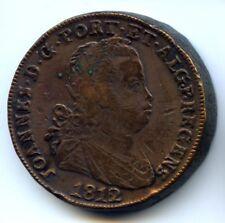 PORTUGAL JOAO PRINCE RÉGENT (1799-1816) 40 REIS 1812 KM 345.1 QUALITÉ