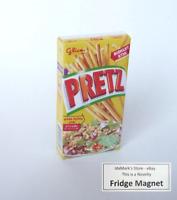 "KAPAL API COFFEE Kopi Bubuk Pack FRIDGE MAGNET Novelty Indonesia 3D 2.5/"" Tall"