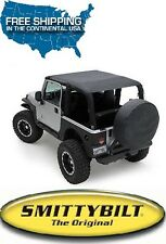 Smittybilt Extended Top - Black Denim fits 1992-1995 Jeep Wrangler YJ 92915