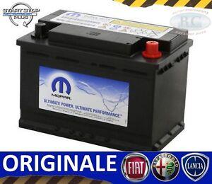 BATTERIA AVVIAMENTO ORIGINALE MOPAR FIAT ALFA ROMEO LANCIA Start &Stop 74AH 680A