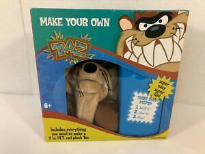 Looney Tunes Make Your Own Taz Kit NEWS SEALED