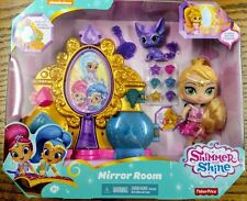 💎Mirror Room with LEAH Doll from Shimmer and Shine Playset