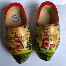 Dutch Wooden Shoes Clogs Holland Souvenir Name: Jessica Size 21/22 14cm