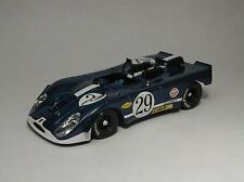 Porsche 908/2 #29 9th Lm 1970 Linge / Williams 1:43 Model BEST MODELS