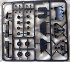 Traccia Pistola / Armi piattaforma-con accessori-Confezione di sei
