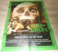A1 Filmplakat ,Plakat, GESCHICHTE AUS DER GRUFT ,Peter Cushing,Horror