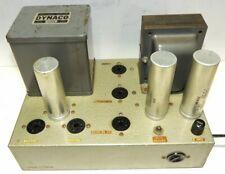 Sonex Tube Amplifier With Dynaco A-430 Output Transformer EL34 Tube Amplifier