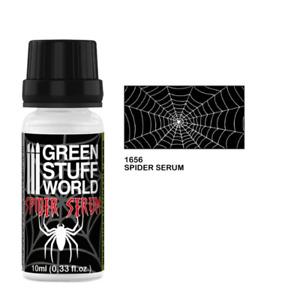 Spider Serum Instant Spider Web Medium Green Stuff World Modelling Essentials