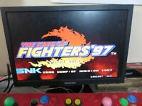 The King Fighter 97 Snk Mvs Neo Geo Game Cartridge Arcade Game