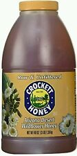 100% RAW UNFILTERED WILDFLOWER PURE NATURAL 3lbs HONEY CROCKETT USAPriority Mail