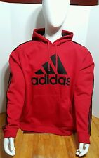 Adidas Hoodie sweater ESS COT FLC PO Men's size XL  Style AI1024