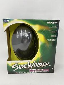 Microsoft Sidewinder Strategic Commander PC USB RTS Gaming Controller