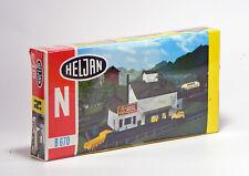 Heljan N Scale Building Kit - Grain Mill