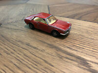 Majorette No235 BMW 3.0 CSI Red France Diecast Scale Model 1/60