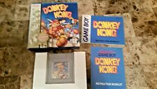 Donkey Kong (Nintendo Game Boy) Complete