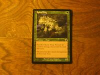 1x Spore Frog, NM-LP, Prophecy, Pauper Fog Effect 1 drop Tortured Existence deck